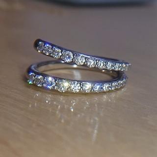 カシケイ マーシネス リング ダイヤ ブラウンダイヤ k18 ダイヤモンド(リング(指輪))