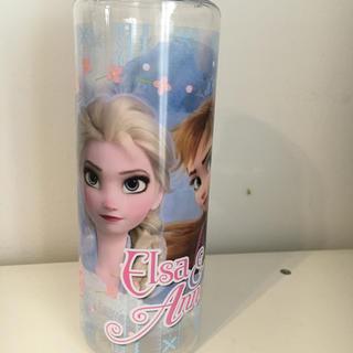 アナトユキノジョオウ(アナと雪の女王)の新品 アナと雪の女王 水筒クリアボトル(水筒)
