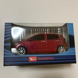 ダイハツ - ダイハツ   新型ミライース プルバックカー カラーサンプル 赤