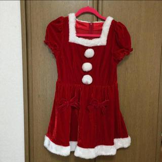 ボディライン(BODYLINE)のBODYLINE♡サンタワンピース サンタコス クリスマス(衣装)