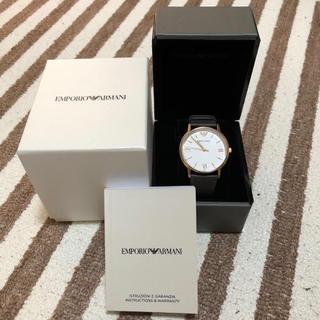 エンポリオアルマーニ(Emporio Armani)のエンポリオ・アルマーニ 腕時計 EMPORIO ARMANI AR11011 (腕時計(アナログ))