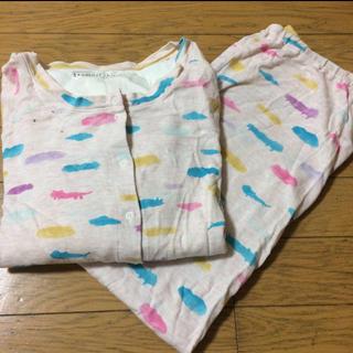 TSUMORI CHISATO - ツモリチサト パジャマ ねこ雲 M