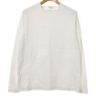 ハイク(HYKE)のHYKE バスクシャツ(Tシャツ(長袖/七分))