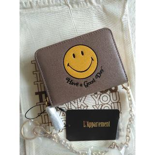 アパルトモンドゥーズィエムクラス(L'Appartement DEUXIEME CLASSE)の☆ちい様専用☆新品・タグ付 GOOD GRIEF Compact Purse(財布)