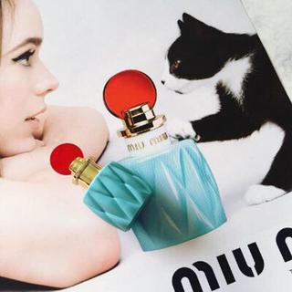 ミュウミュウ(miumiu)のmiumiu 香水 7.5ml 未使用(香水(女性用))