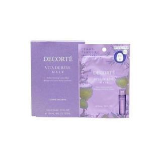 コスメデコルテ(COSME DECORTE)のコスメデコルテ ヴィタ ドレーブ マスク 10ml x 12枚(パック/フェイスマスク)