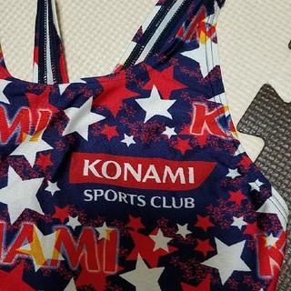 コナミ(KONAMI)のコナミスポーツクラブ  女児 水着 140 スイミング スイムウェア(水着)