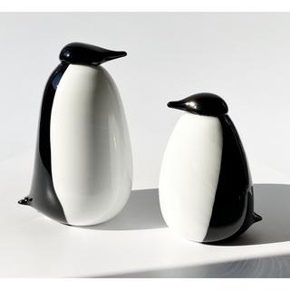 イッタラ(iittala)のペンギン Pang 2009 オイバ・トイッカ バード イッタラ(置物)
