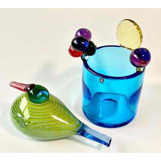 イッタラ(iittala)の専用出品 Rainbow Bird レインボーバード イッタラ バード オイバ(置物)