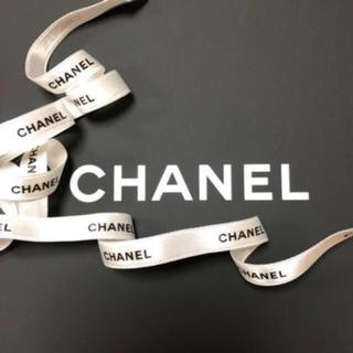 シャネル(CHANEL)のCHANEL♡リボン(ショップ袋)