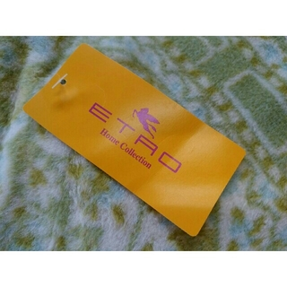 エトロ(ETRO)のさっちゃん様専用です☺ETRO エトロ 綿毛布(毛布)