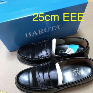 ハルタ(HARUTA)のHARUTA(ハルタ)ローハー★学生靴・高校生★25.0EEE(ドレス/ビジネス)