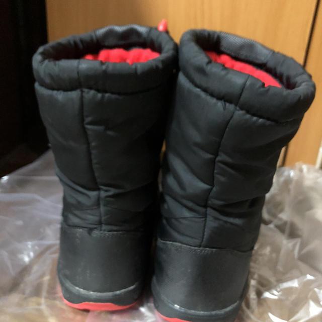 VANS(ヴァンズ)の【vans】スノーブーツ20cm キッズ/ベビー/マタニティのキッズ靴/シューズ(15cm~)(ブーツ)の商品写真