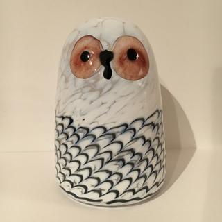 イッタラ(iittala)の【デイジー73さま専用】owlet Lumi OivaToikka  MOG別注(ガラス)