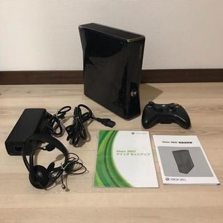 エックスボックス360(Xbox360)のXbox 360 本体 内蔵ハードディスク250GB(家庭用ゲーム機本体)