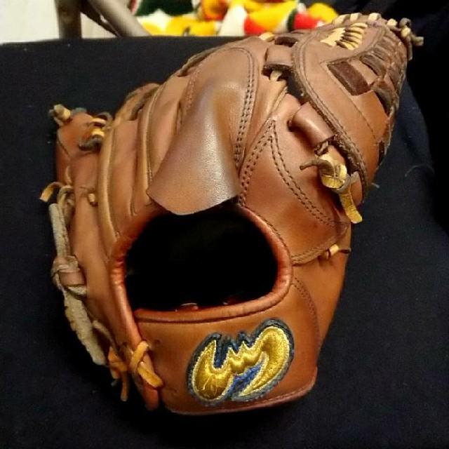Zeems(ジームス)の軟式グローブ スポーツ/アウトドアの野球(グローブ)の商品写真
