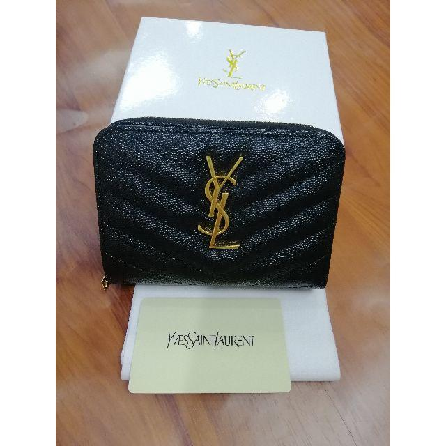 Yves Saint Laurent Beaute - 人気!美品YSL  財布の通販 by redthunderblacksun's shop