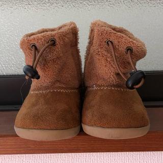 ニシマツヤ(西松屋)のベビーブーツ 12cm  西松屋(ブーツ)