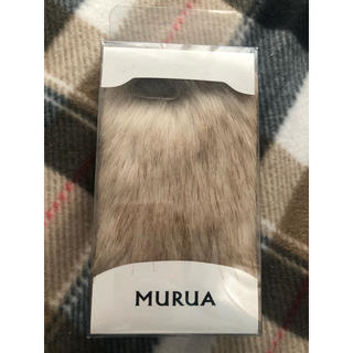ムルーア(MURUA)のMURUA iPhone6、7、8ケース(iPhoneケース)