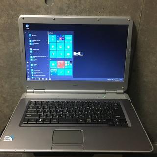 エヌイーシー(NEC)のNEC VersaPro PC-VY22MAN5MJR9 250GB(ノートPC)