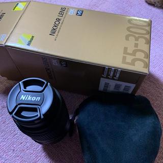 ニコン(Nikon)のNikon AF-S DX 55-300F4.5-5.6G ED VR(レンズ(ズーム))