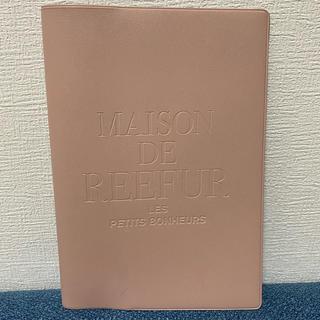 メゾンドリーファー(Maison de Reefur)のMaison de REEFUR 手帳カバー(カレンダー/スケジュール)