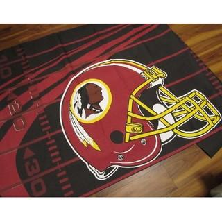 新品 レア NFL シーツカバー ソファーカバー ワシントン レッドスキンズ(ソファカバー)
