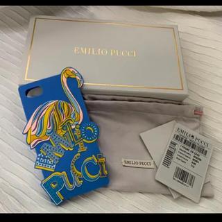 エミリオプッチ(EMILIO PUCCI)のpucci iPhone6s 7ケース(iPhoneケース)