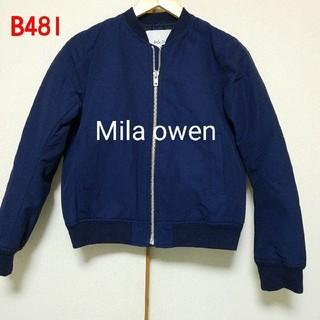 ミラオーウェン(Mila Owen)のB481♡Mila owen ブルゾン(ブルゾン)