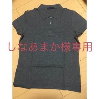 ジーユー(GU)の新品未使用 ポロシャツ GU(ポロシャツ)
