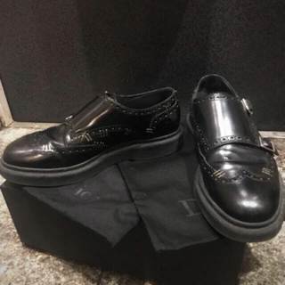 ディオールオム(DIOR HOMME)のdior homme 17ss ステープラー  革靴 レザーシューズ (ドレス/ビジネス)