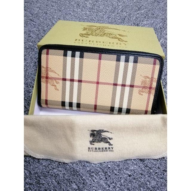 BURBERRY - 男女兼用 BURBERRY バーバリー  長財布の通販 by あやぽん。's shop