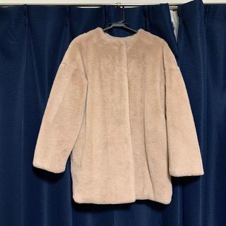 ナイスクラップ(NICE CLAUP)の最終値下げファーコート(毛皮/ファーコート)