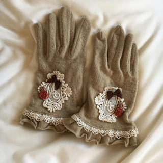 アクシーズファム(axes femme)のaxes femme 手袋*.(手袋)