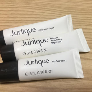 ジュリーク(Jurlique)の【お値下げ!新品未使用】jurlique ジュリーク お試し3点セット 値下げ(フェイスクリーム)