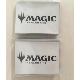 マジックザギャザリング(マジック:ザ・ギャザリング)のMtGロゴスリーブ100枚(カードサプライ/アクセサリ)
