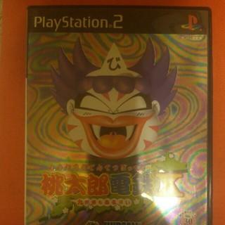 プレイステーション2(PlayStation2)の桃太郎電鉄X PS2 動作確認品(家庭用ゲームソフト)