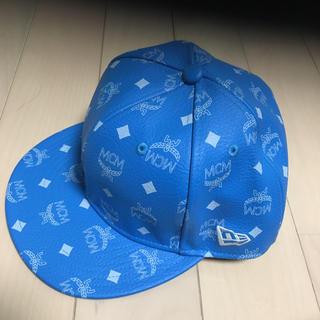 エムシーエム(MCM)のphenomenon TISA MCM ニューエラキャップ 帽子(キャップ)