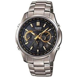 カシオ(CASIO)のカシオ CASIO リニエージ 電波ソーラー LIW-M610TDS-1A2JF(腕時計(アナログ))