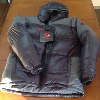 マムート(Mammut)のmammut ambler hooded jacket マムート ダウン(登山用品)