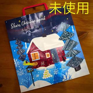 AfternoonTea - 未使用アフタヌーンティー クリスマスショップ袋