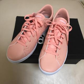アディダス(adidas)のアディダス スニーカー  ピンク(スニーカー)
