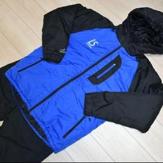 ルース(LUZ)のルースイソンブラ 中綿ジャケット 中綿パンツ  上下セット サイズ L(ウェア)