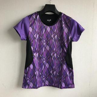 キットソン(KITSON)のキットソン ゲームシャツ パープルM 定価6160円 0384014(ウェア)