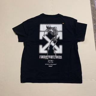 オフホワイト(OFF-WHITE)のoff-white undercover コラボtシャツXL オフホワイト(Tシャツ/カットソー(半袖/袖なし))