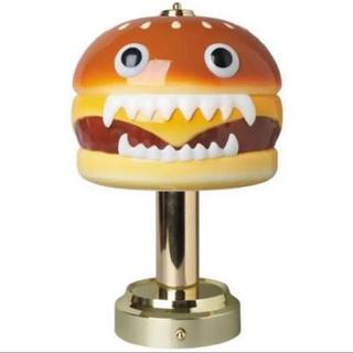メディコムトイ(MEDICOM TOY)のUNDERCOVER HAMBURGER LAMP (その他)