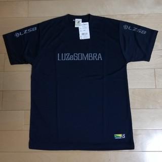 ルース(LUZ)の週末限定値下げ★ルースイソンブラ 半袖プラシャツ ネイビー Lサイズ★(ウェア)