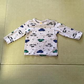 ムージョンジョン(mou jon jon)のムージョンジョン  長袖Tシャツ 80サイズ(Tシャツ)