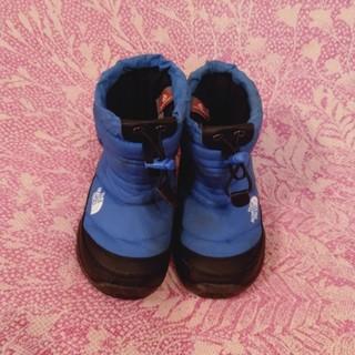 ザノースフェイス(THE NORTH FACE)のザ・ノース・フェイス、17センチ(長靴/レインシューズ)