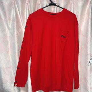 フィラ(FILA)のロンT(Tシャツ(長袖/七分))